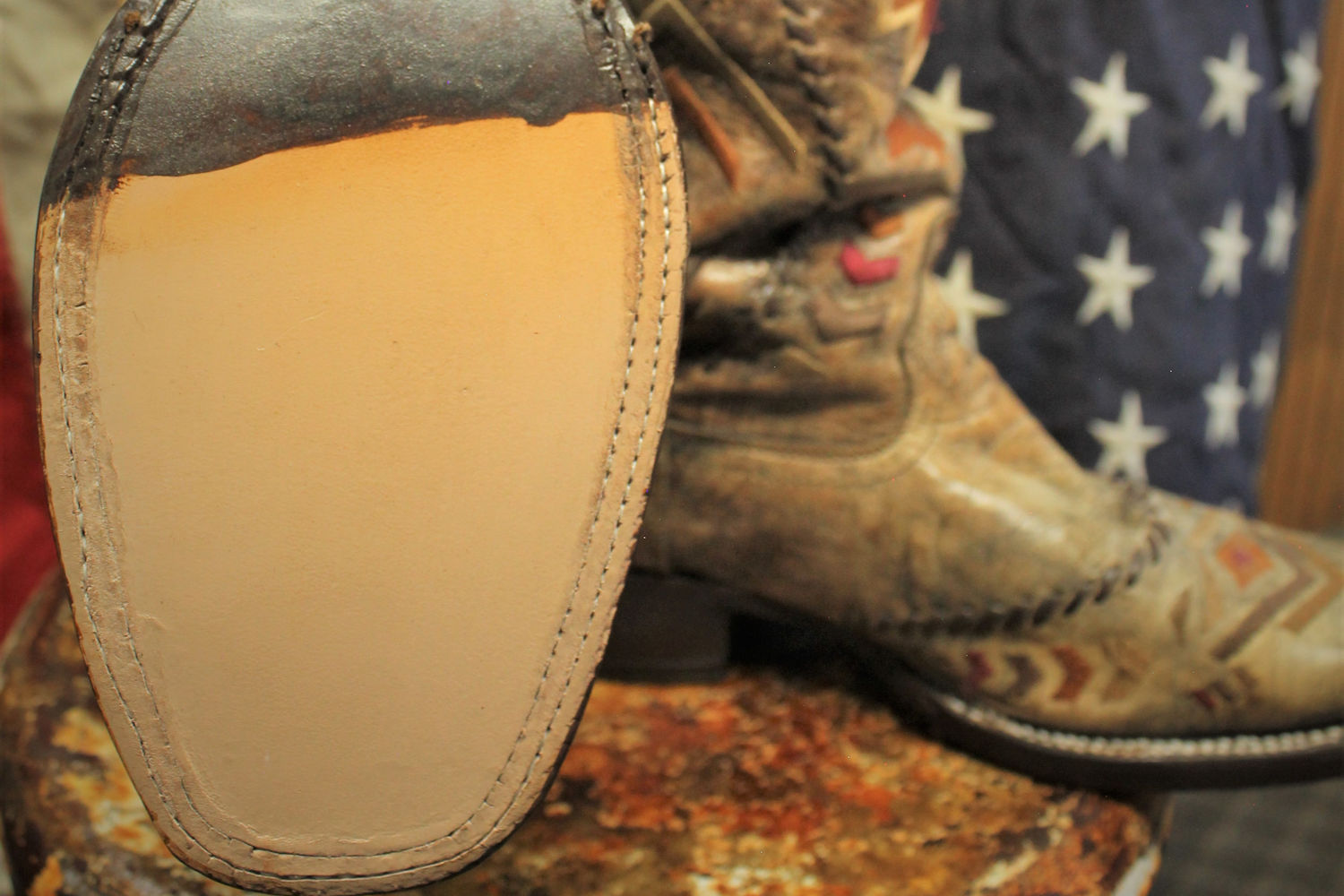 Boot Sole Replacement | Professional Cobbler Grand Junction, Colorado
