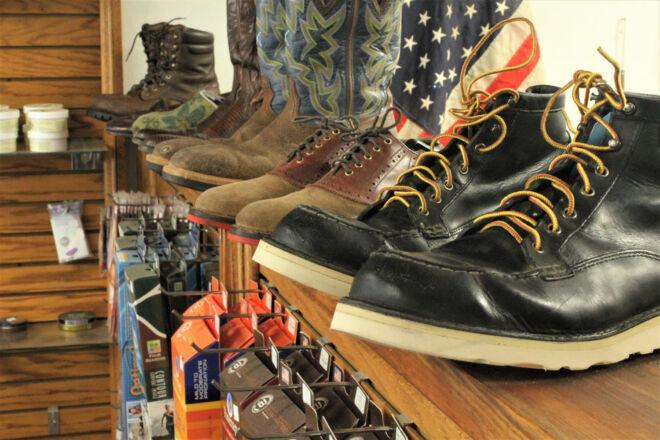 Mr Cobbler Boot & Shoe Repair Grand Junction