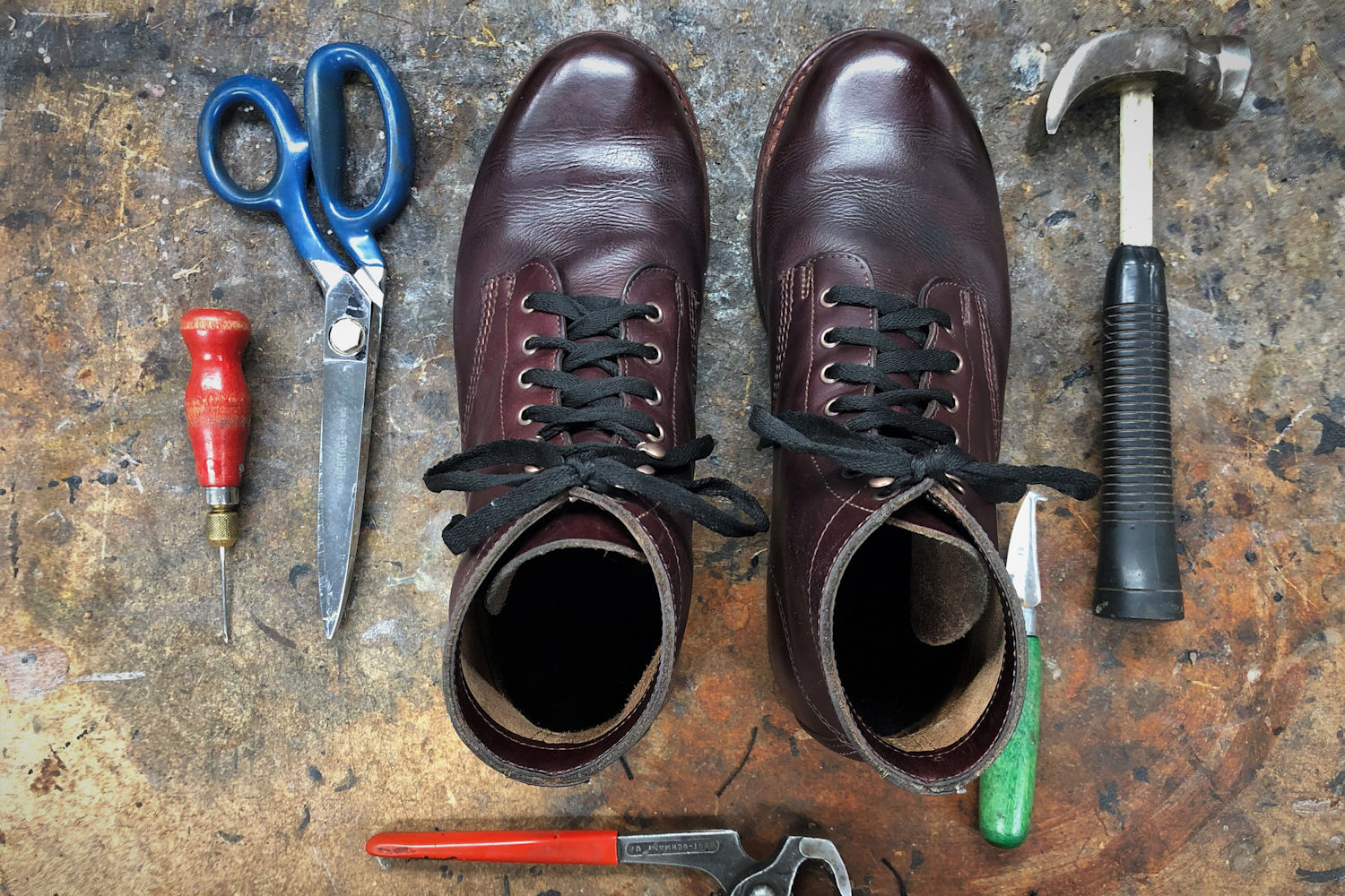 Leather Boot Sewing & repair | Professional Cobbler Colorado